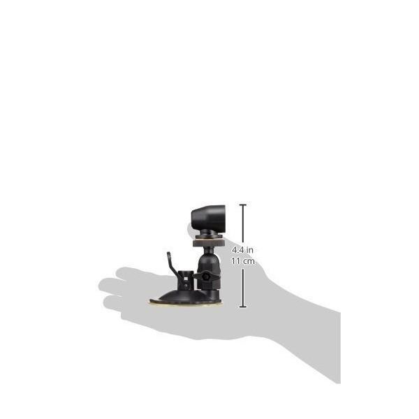 REC-MOUNTS カメラ用+HX-A100アダプター付き サクションカップマウント(吸盤スタンド)ノーマル吸盤タイプ スマートフォンホルダー付き