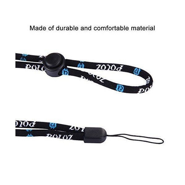 JointVictory Adjustable Hand Lanyard Rope Cord Wrist Strap Handheld String