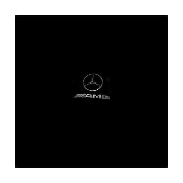 ColorBuy カーテシライト カーテシ LEDロゴ カーテシランプ メルセデスベンツ A B E M ML C Coupe C GL GLC GLE GLS GLAクラス|mount-n-online|02