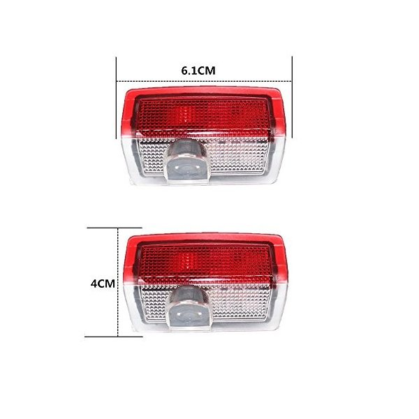 ColorBuy カーテシライト カーテシ LEDロゴ カーテシランプ メルセデスベンツ A B E M ML C Coupe C GL GLC GLE GLS GLAクラス|mount-n-online|03