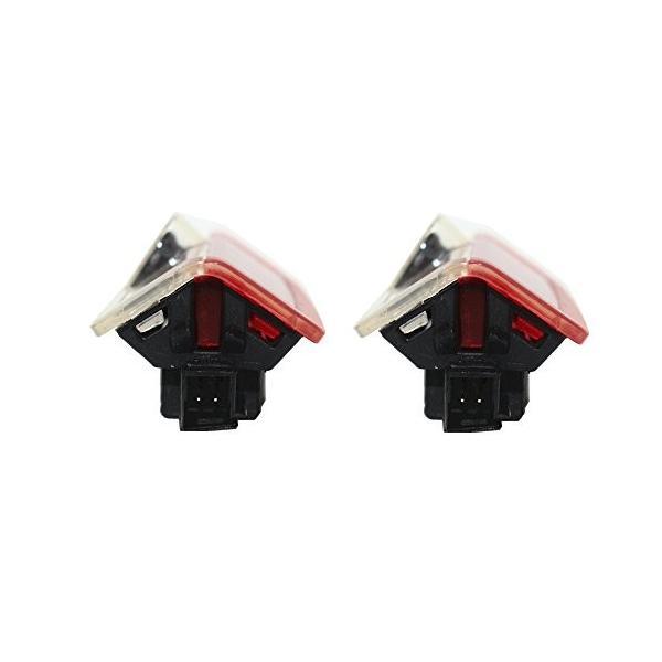 ColorBuy カーテシライト カーテシ LEDロゴ カーテシランプ メルセデスベンツ A B E M ML C Coupe C GL GLC GLE GLS GLAクラス|mount-n-online|05