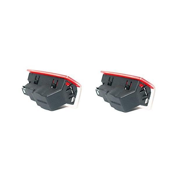 ColorBuy カーテシライト カーテシ LEDロゴ カーテシランプ メルセデスベンツ A B E M ML C Coupe C GL GLC GLE GLS GLAクラス|mount-n-online|06