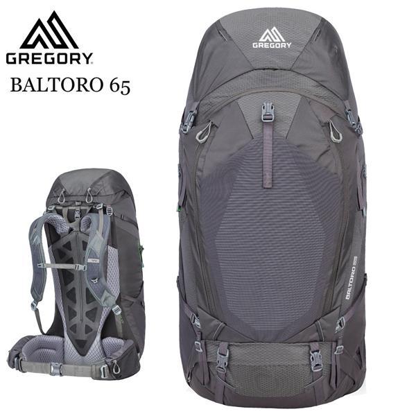 グレゴリー GREGORY バルトロ65 オニクスブラック  BALTORO 65 Lサイズ ONYX BLACK