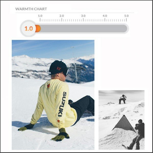 HOWL  ハウル MARSHALL GLOVE スノーボード グローブ ミット ユニセックス|move-select|02