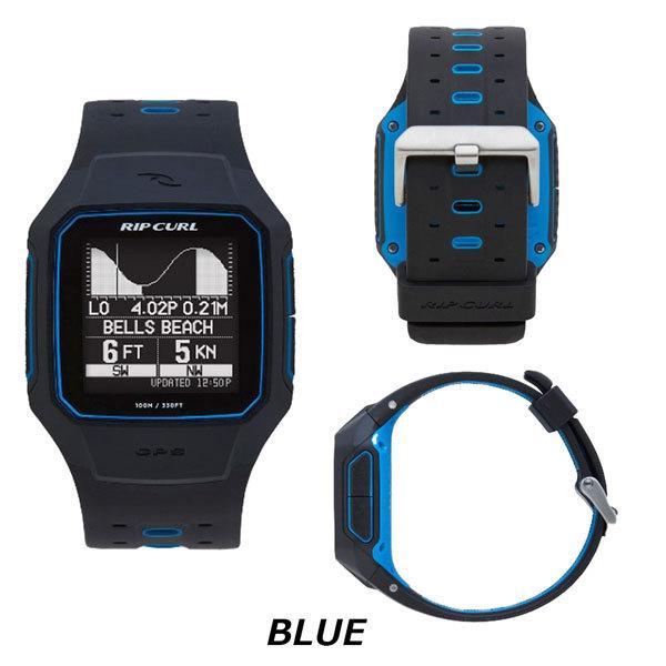 時計 GPS RIPCURL(リップカール)新型SERCH GPS2 サーフィンのデータを記録 充電式 タイドグラフ|move|02