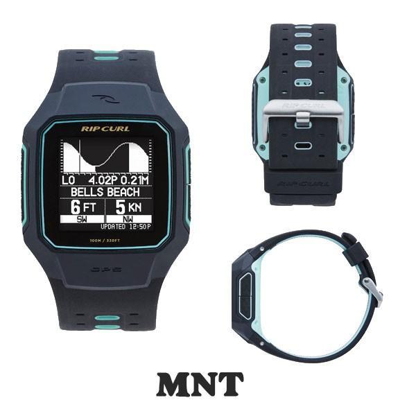 時計 GPS RIPCURL(リップカール)新型SERCH GPS2 サーフィンのデータを記録 充電式 タイドグラフ|move|04