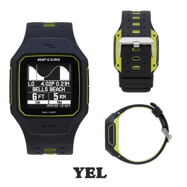 時計 GPS RIPCURL(リップカール)新型SERCH GPS2 サーフィンのデータを記録 充電式 タイドグラフ|move|05