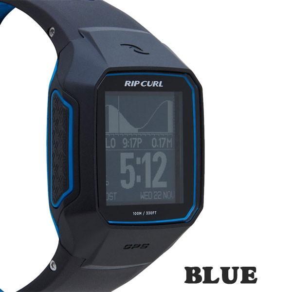 時計 GPS RIPCURL(リップカール)新型SERCH GPS2 サーフィンのデータを記録 充電式 タイドグラフ|move|07