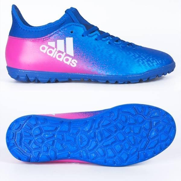 子ども用 サッカー トレーニングシューズ アディダス adidas エックス 16.3 TF J ジュニア|move|02