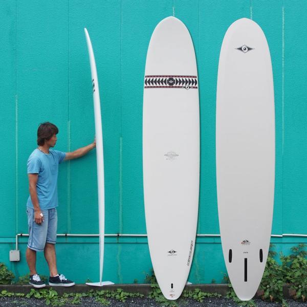 サーフィン 初心者 サーフボード ロング ビック BIC 9'0 Classic Longboard SURF ACE-TEC MOVE 別注 ロングボード リミテッド ビックサーフ|move|05