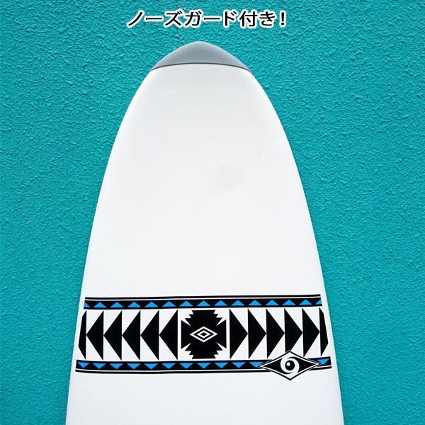 サーフィン 初心者 サーフボード ファンボード ビック BIC 7'3 DURA-TEC Mini Malibu SURF MOVE 別注 リミテッド|move|05
