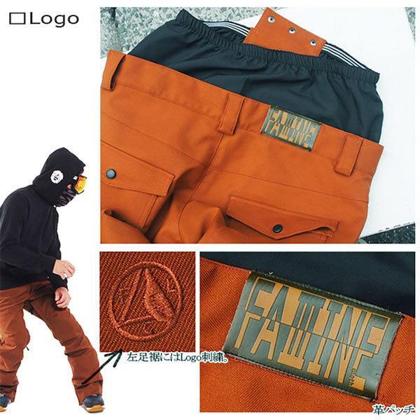 スノーボード ウエア ウェアー FALLLINE clth【フォールラインクロージング】TYPE-01 PANTS【送料無料】|move|06