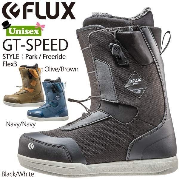 スノーボード ブーツ 靴 18-19 FLUX BOOTS フラックス GT-SPEED ジーティースピード|move