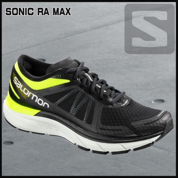 01d892ea88d6 サロモン Salomon SONIC RA MAX SAFETY YELLOW BLACK BLUE BIRD - www ...