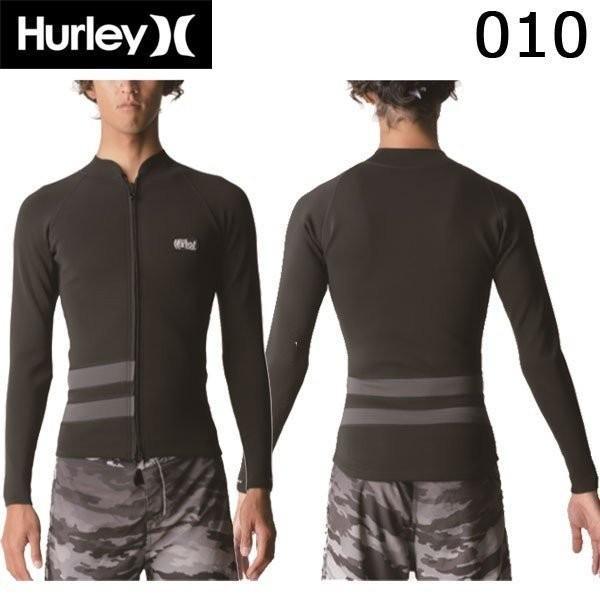 19 HURLEY ハーレー ADVANTAGE PLUS GRAPHIC 1mm JACKET フロントジップ 長袖タッパー ジャケット ジャージ ウェットスーツ 日本正規品 あすつく|move