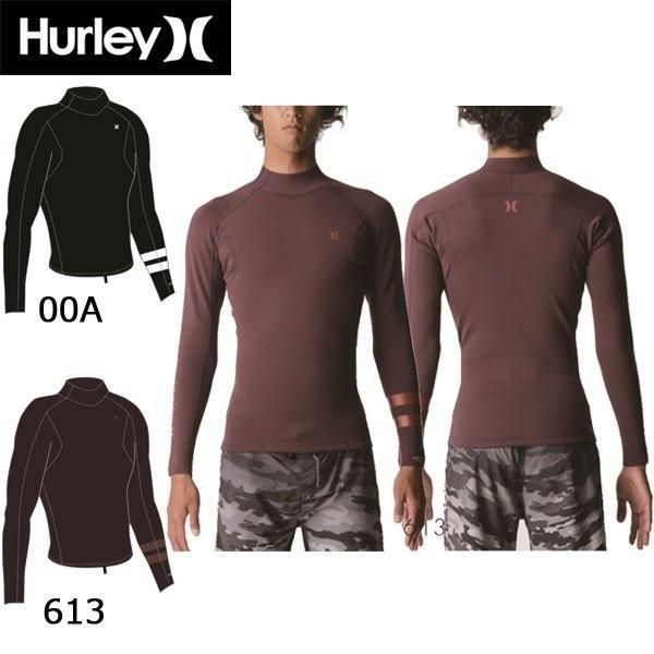 19 HURLEY ハーレー ADVANTAGE PLUS 1mm JACKET 長袖タッパー ジャケット ジャージ ウェットスーツ 日本正規品 あすつく|move