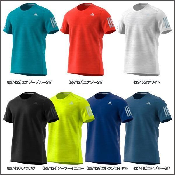 メンズ ランニングウエア アディダス adidas RESPONSE 半袖 Tシャツ|move|02