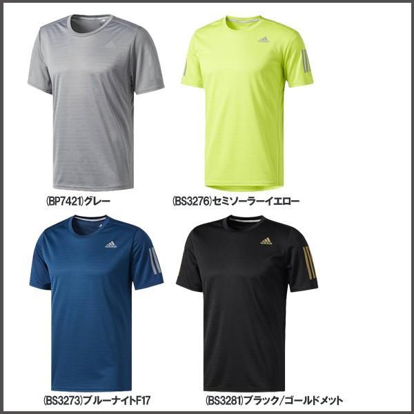 メンズ ランニングウエア アディダス adidas RESPONSE 半袖 Tシャツ|move|03