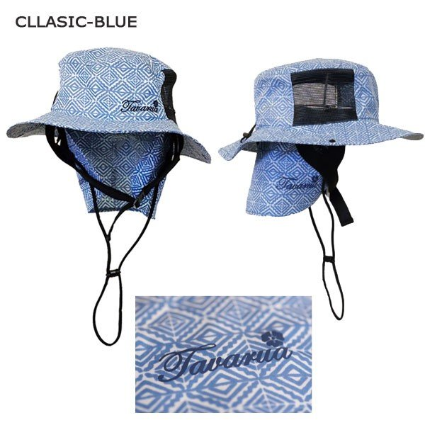 タバルア レディースサーフハット 帽子 TAVARUA つば広タイプサンシェード オープン記念|move|04