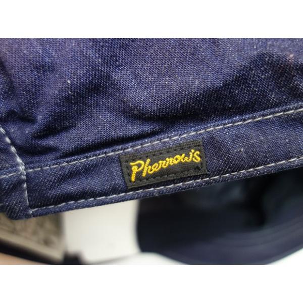 PHERROW'S フェローズ ワークキャップ SRC1|moveclothing|02