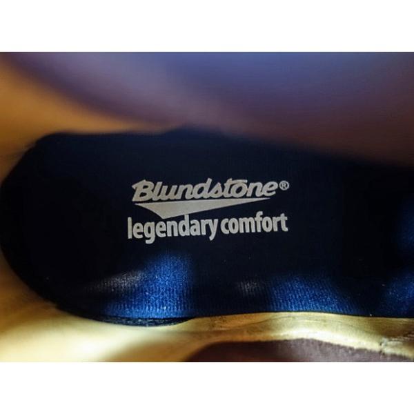 Blundstone ブランドストーン サイドゴアブーツ 550 558|moveclothing|06