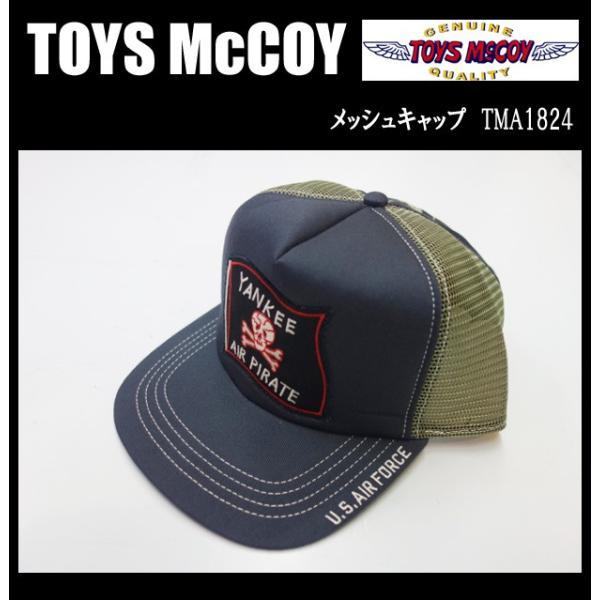 TOYS McCOY トイズマッコイ キャップ TMA1824 moveclothing