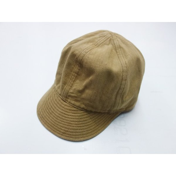 TROPHY CLOTHING トロフィークロージング キャップ Mechanic HBT Cap|moveclothing|03