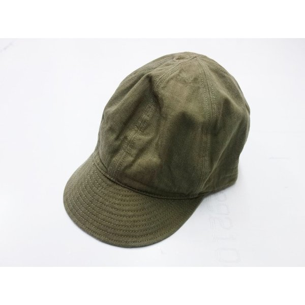 TROPHY CLOTHING トロフィークロージング キャップ Mechanic HBT Cap|moveclothing|04