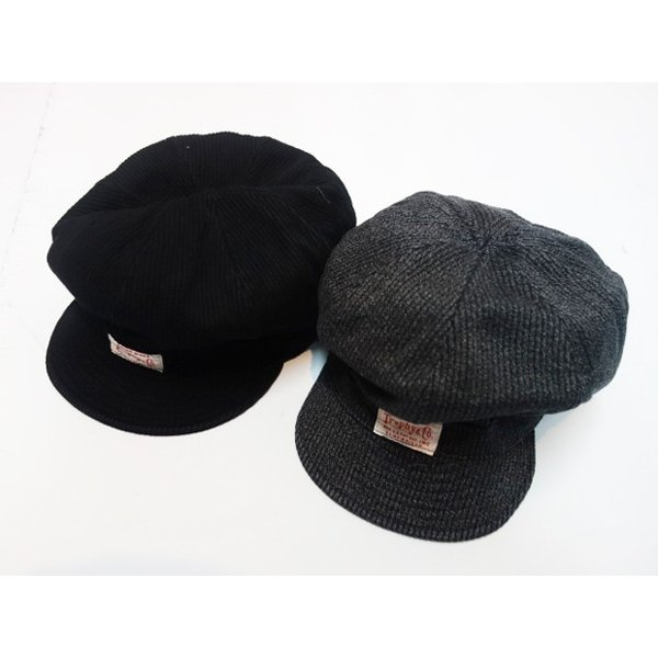 TROPHY CLOTHING トロフィークロージング キャスケット COVERT WORK CASQUETTE|moveclothing