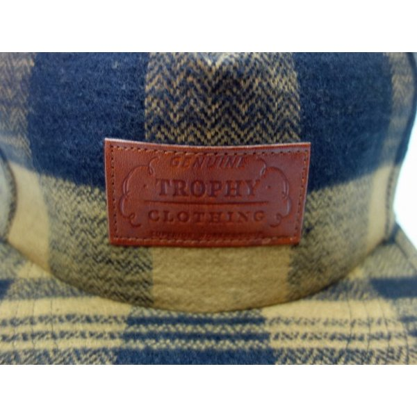 TROPHY CLOTHING トロフィークロージング 帽子 BUFFALO LOGGER CAP|moveclothing|03