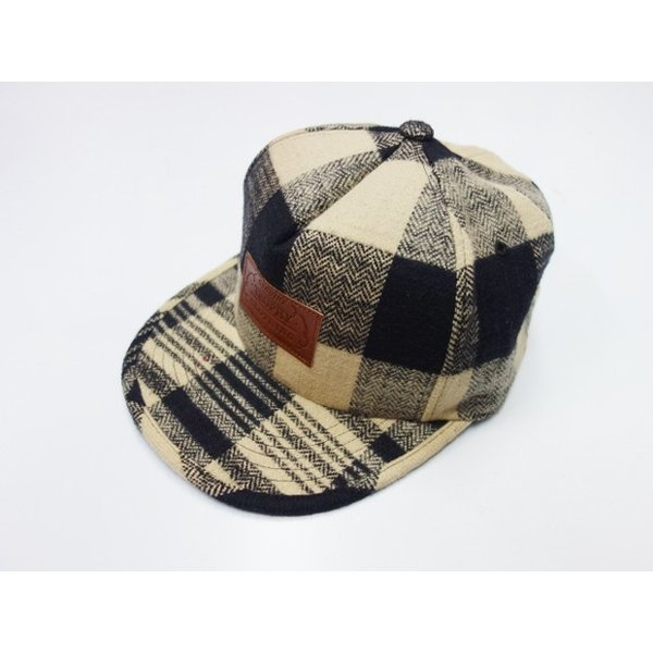 TROPHY CLOTHING トロフィークロージング 帽子 BUFFALO LOGGER CAP|moveclothing|08