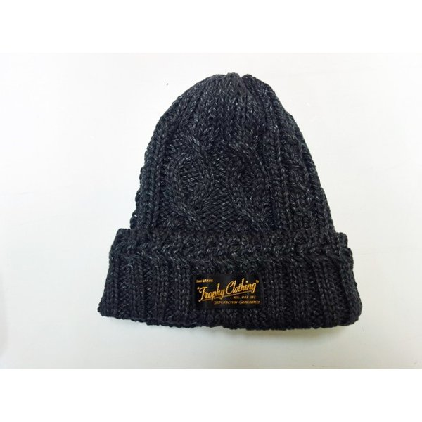 TROPHY CLOTHING トロフィークロージング ニットキャップ FISHERMAN KNIT CAP|moveclothing|04