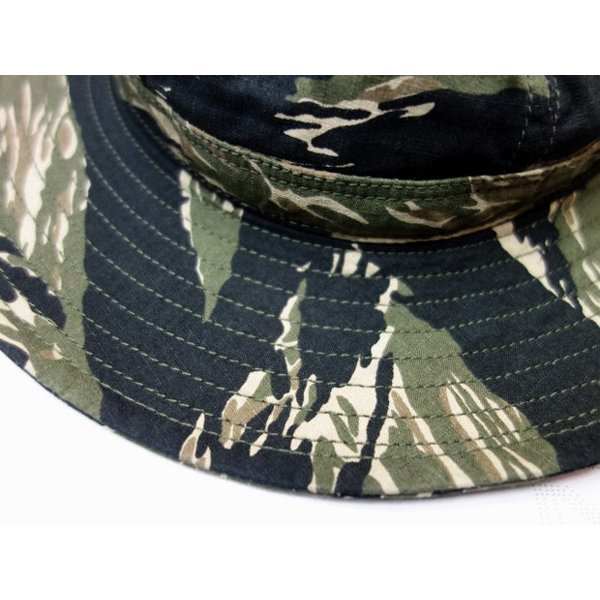 TROPHY CLOTHING トロフィークロージング 帽子 RIP STOP ARMY HAT|moveclothing|02
