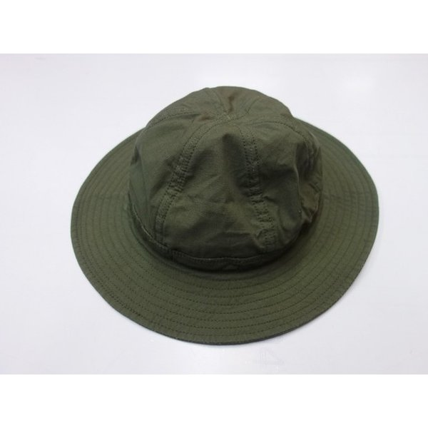 TROPHY CLOTHING トロフィークロージング 帽子 RIP STOP ARMY HAT|moveclothing|07
