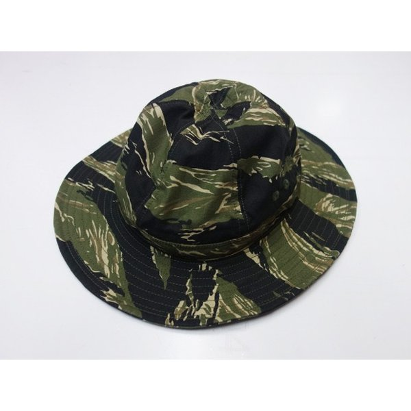 TROPHY CLOTHING トロフィークロージング 帽子 RIP STOP ARMY HAT|moveclothing|08