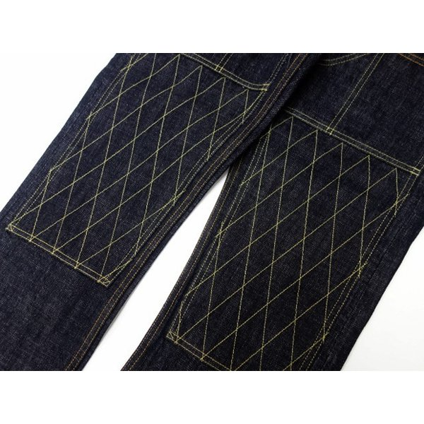TROPHY CLOTHING トロフィークロージング ジーンズ 1608 W KNEE NARROW DIRT DENIM|moveclothing|05