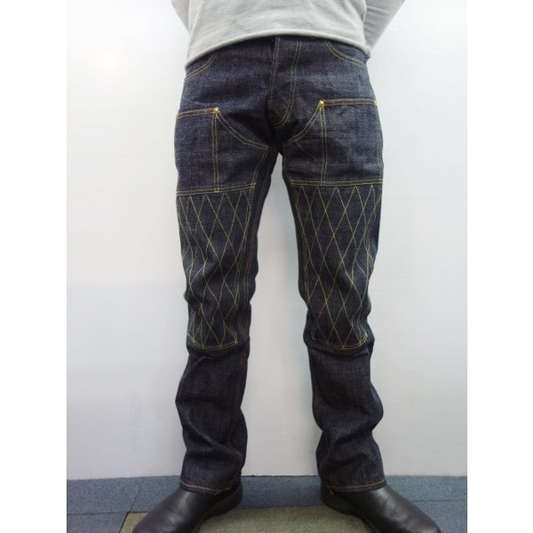 TROPHY CLOTHING トロフィークロージング ジーンズ 1608 W KNEE NARROW DIRT DENIM moveclothing 09