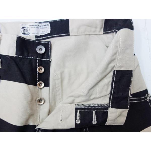ROAD RUNNER ロードランナー 神戸 パンツ Prisoner Pants|moveclothing|03