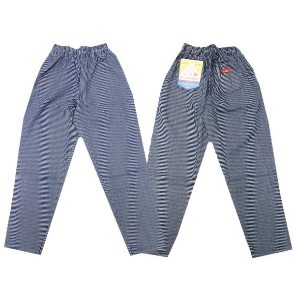 COOKMAN クックマン パンツ シェフパンツ Chef Pants 【Hickory】|moveclothing