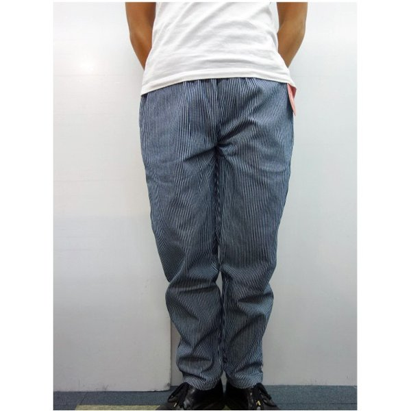 COOKMAN クックマン パンツ シェフパンツ Chef Pants 【Hickory】|moveclothing|06