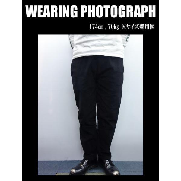 COOKMAN クックマン パンツ シェフパンツ Chef Pants Corduroy【BLACK】|moveclothing|03