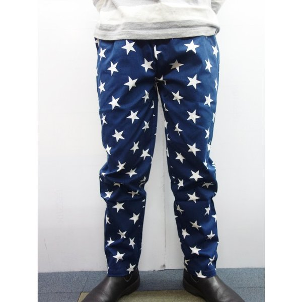 COOKMAN クックマン パンツ シェフパンツ Chef Pants 【Star Navy】|moveclothing|06