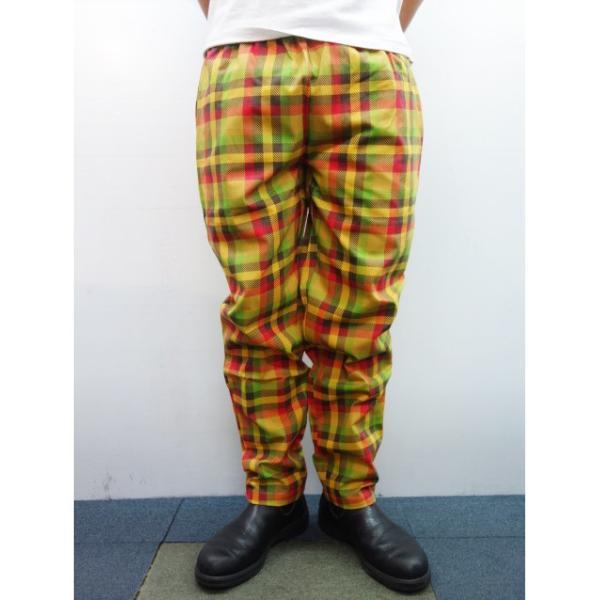 COOKMAN クックマン パンツ シェフパンツ Chef Pants 【Burger Check】|moveclothing|06