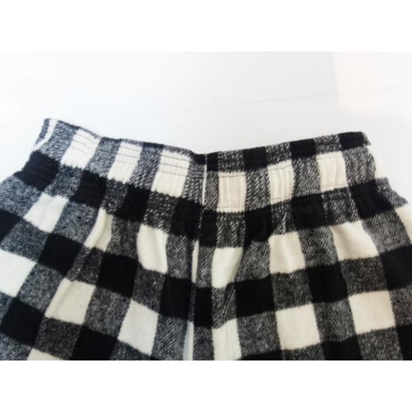 COOKMAN クックマン パンツ シェフパンツ Chef Pants 【Nel Buffalo Check】 White|moveclothing|02