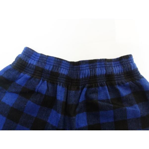 COOKMAN クックマン パンツ シェフパンツ Chef Pants 【Nel Buffalo Check】 Blue|moveclothing|02