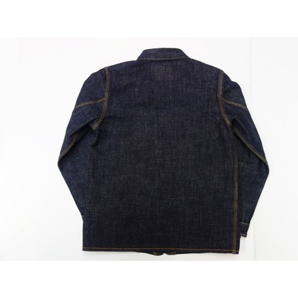 TROPHY CLOTHING トロフィークロージング カバーオール Dirt Denim Coverall 2604|moveclothing|02