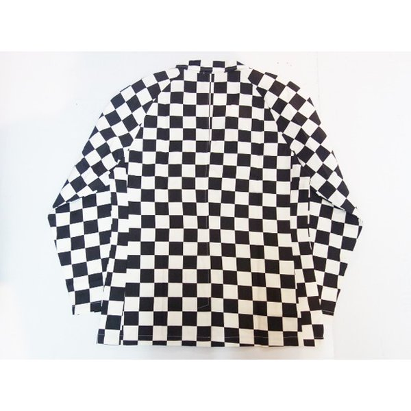 COOKMAN クックマン ジャケット Lab.Jacket 【Checker】|moveclothing|02