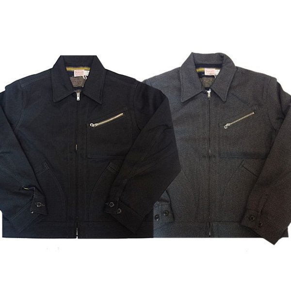TROPHY CLOTHING トロフィークロージング ジャケット COVERT PIQUE 91B|moveclothing