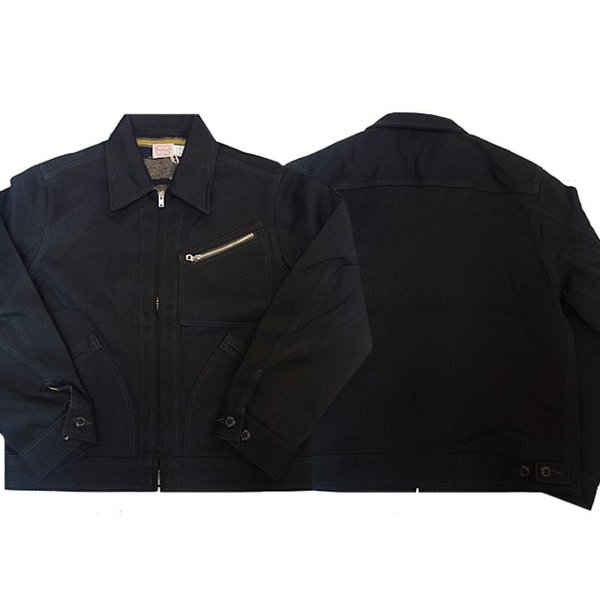 TROPHY CLOTHING トロフィークロージング ジャケット COVERT PIQUE 91B|moveclothing|02