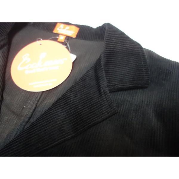 COOKMAN クックマン ジャケット Lab.Jacket Corduroy【BLACK】|moveclothing|03